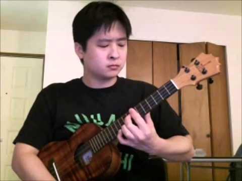 ku'u home o kahalu'u - ukulele instrumental