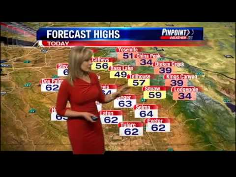 Jenny Toste, Fresno Weather Anchor