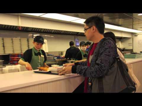 Food Choice at HKUST