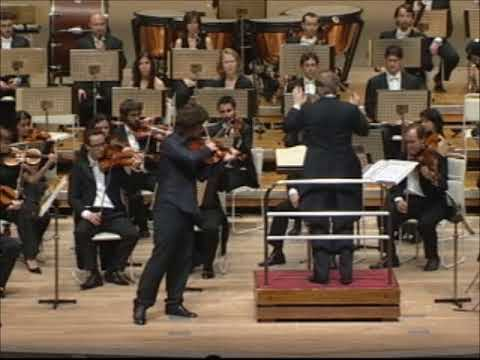 2007 - Ivan Pochekin (19 years old) - Pablo Sarasate, Caprice Basque