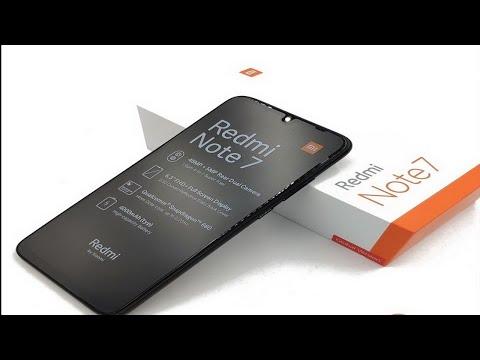Смартфон Xiaomi Redmi Note 7 4 128Gb Заказ в Quke.ru