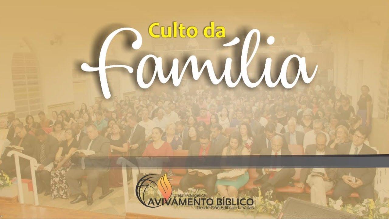 Download Live Ao Vivo   Culto da Família   07/03/2021   Participe Conosco Através do Chat