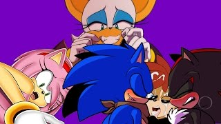 Repeat youtube video Sonic X Theme except it gets faster everytime fast is said