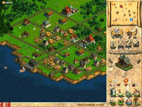 Początek budowy miasta