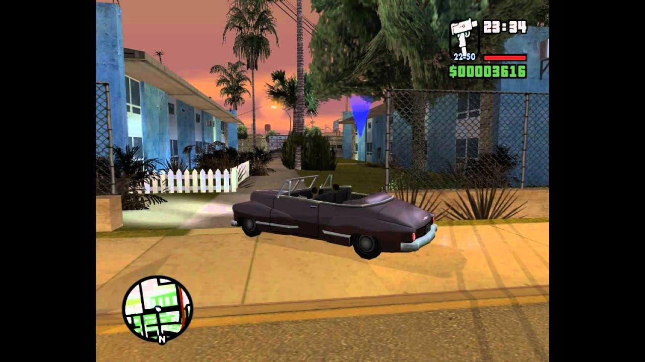 Grand Theft Auto San Andreas Pc Max Settings Pimpin