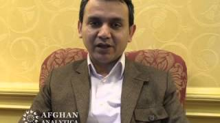 Mr. Nadery speaks to Afghan Analytica about the upcoming Afghan presidential elections