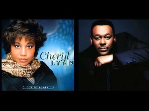 CHERYL LYNN (feat Luther Vandross) - If This World Were Mine