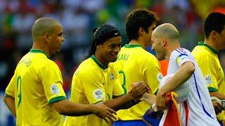 مباراة البرازيل وفرنسا ربع نهائى المونديال 2006  رؤوف خليف