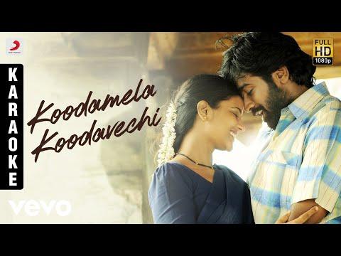 Rummy - Koodamela Koodavechi Karaoke | D. Imman | Vijay Sethupathi