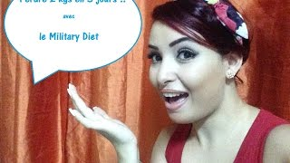 Mon expérience régime : j