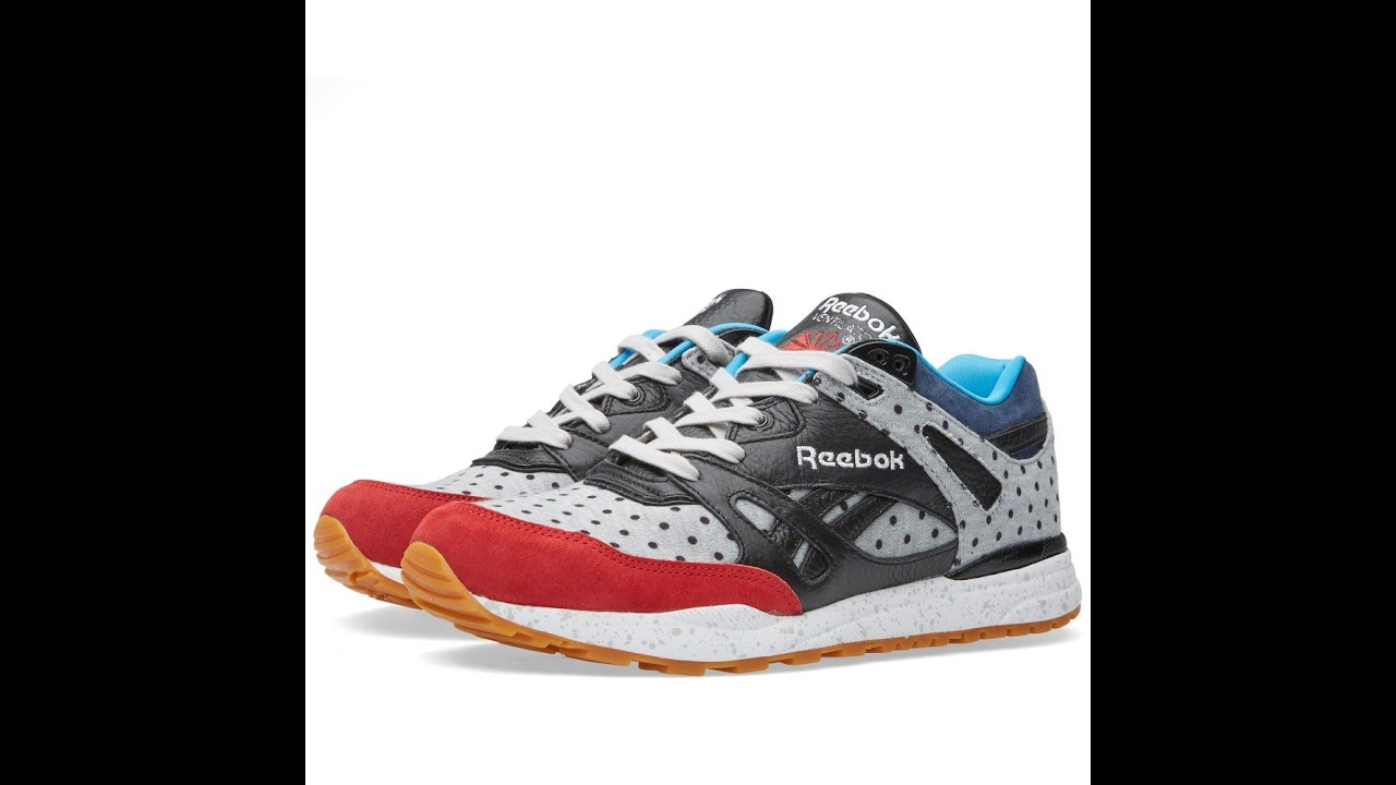5fb9a7e40091 Quality Over Quantity!!! Collaboration Bodega x Reebok Ventilator ...