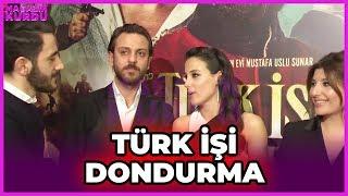 Gambar cover Türk İşi Dondurma Filminin Galasından Görüntüler