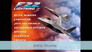 F-22 Lightning 3 (Novalogic, 1997) Complete Soundtrack