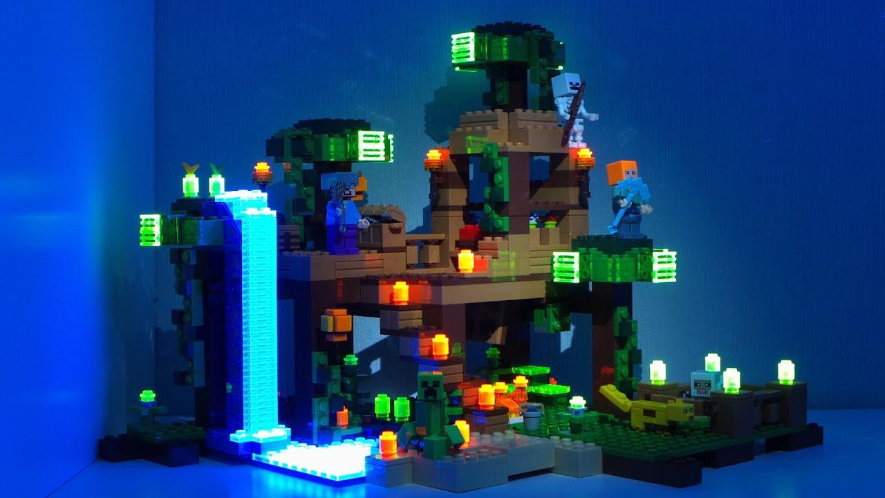 Minecraft Lego House Lego 21125 Mine...