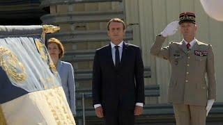 Macron enfrenta primeira crise política com demissão do chefe do exército