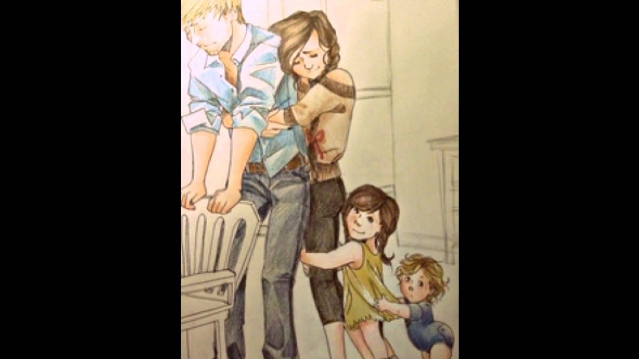 Hunger Games Fan Art Katniss And Peeta Peeta & Katniss...