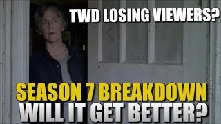 The Walking Dead Season 7 Discussion & Episode Spoilers Will It Get Better?