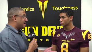 Spotlight on Sun Devil RB D.J. Foster