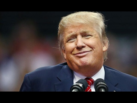 فيديو مضحك رقص دونالد ترامب 2017 Donald Trump Dancing Humorous Video