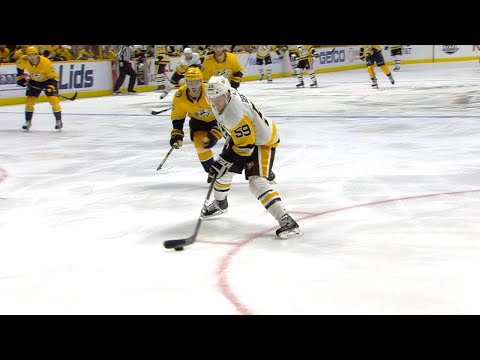 11/11/17 Condensed Game: Penguins @ Predators