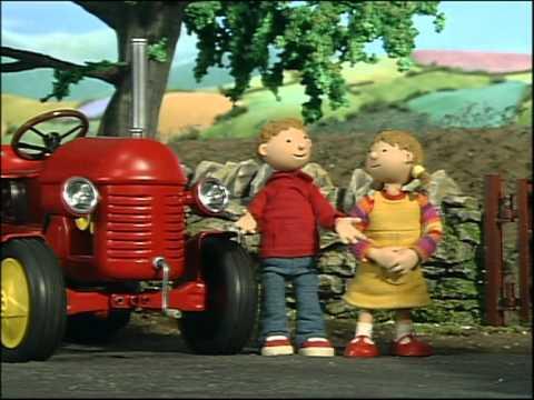 Kleine Rode Tractor Nederlands (3 AFLEVERINGEN BOEM BOEM, DE LADDER, DE SCHATKAART).VOB