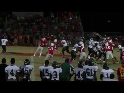 "#9 LaCedris Tenner ""West Tallahatchie High School"" Webb, MS"