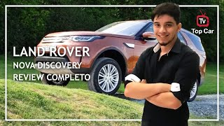 New Discovery - Review Completo -  Land Rover - Top Car
