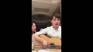 [Karaoke/Thaisub] Xu Weizhou with Mama - Invisible Wings♡