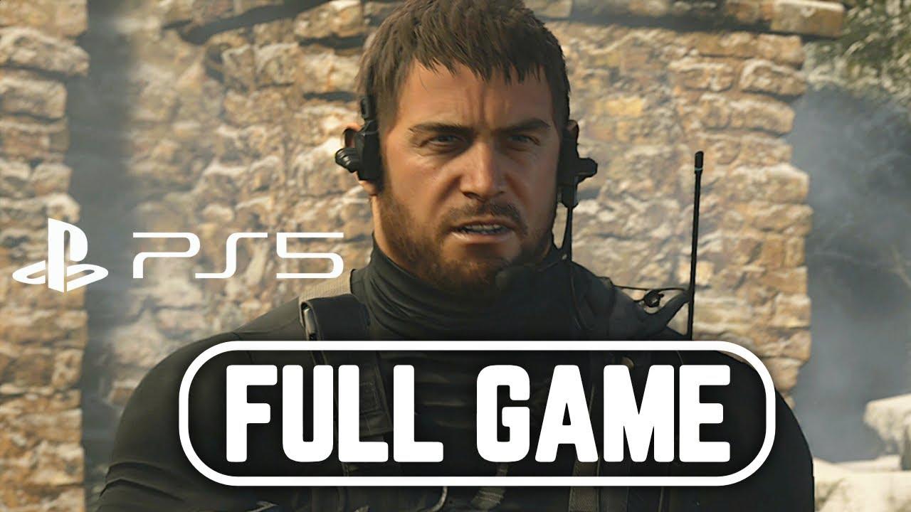 Download RESIDENT EVIL 8 VILLAGE PS5 Gameplay Walkthrough FULL GAME 4K 60FPS No Commentary