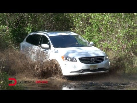 2014 Volvo XC60 T6 AWD on Everyman Driver (Off-Road Test) - YouTube