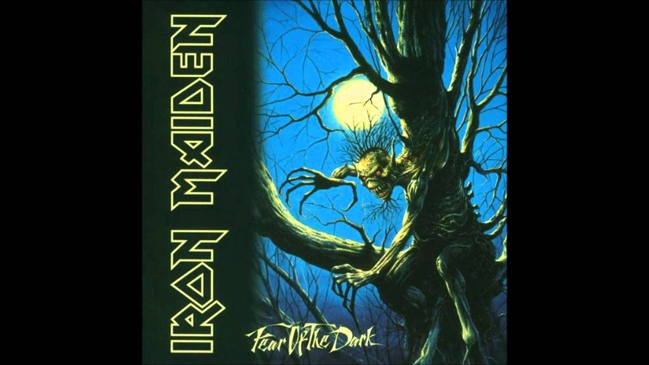 Iron Maiden Fear Of The Dark Official Sound Full HD
