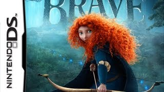 CGRundertow BRAVE: THE VIDEO GAME for Nintendo DS Video Game Review