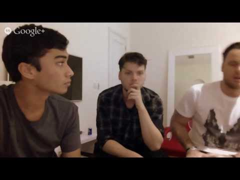 Live Stream Video Q&A with Michael Brun & DubVision