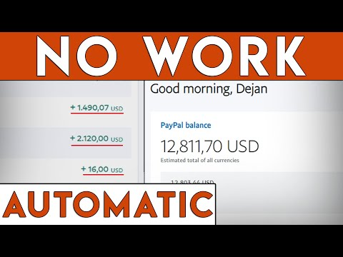 Earn Money On Autopilot FREE Right NOW! (Passive Income)