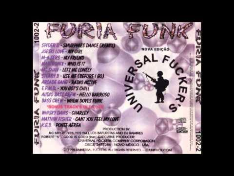 Fúria Funk 1 - Spider D - Smurphies Dance Remix