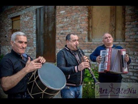 Анастас Симонян - музыкант армянский дудук и АКОП - СОХАК ХАЧАТРЯН, исполнитель армянских песен