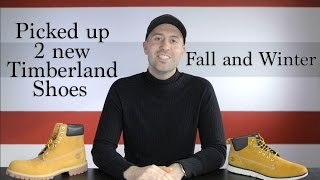 Timberland Fall and winter shoes - Review + Unboxing + Comparison - On feet - Mr Stoltz 2016