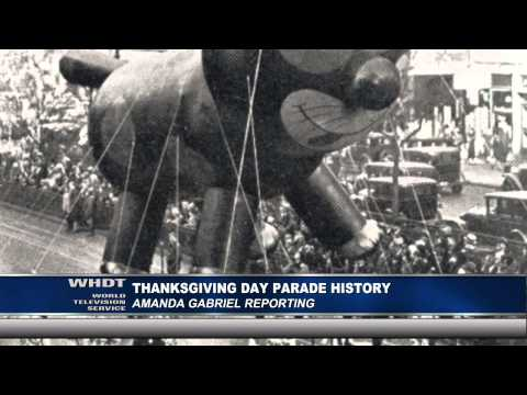 Thanksgiving Day Parade History