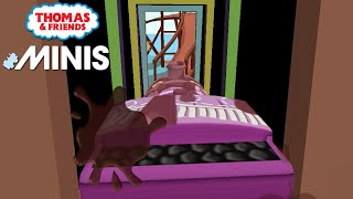 Thomas and Friends Minis - The Magical Lands with Thomas Minis! ★ iOS/Android app (By Budge)