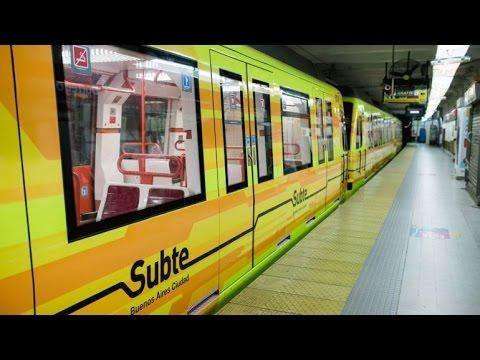 Subte de Buenos Aires - Distintas lineas de subterraneo de Argentina