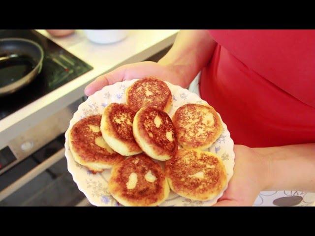 сырники в духовке простой рецепт пышныые