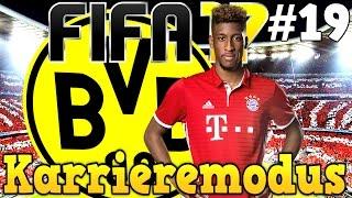 FIFA 17 Karrieremodus - Kingsley COMAN vs Dortmund #19 German Gameplay Deutsch Let's Play   Matze
