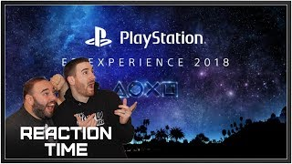 PlayStation E3 2018 Showcase - Reaction Time!