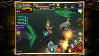 Arcane Legends Gameplay Part 1 Halloween Event PC Gameplay