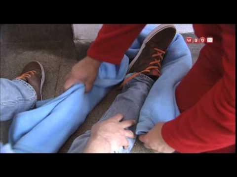 Erste Hilfe-Tipp: Knochenbrüche - YouTube