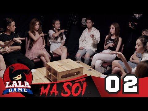 LA LA GAME   TẬP 2   MA SÓI (BOARDGAME 2017)