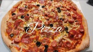 Pizza피자 3판 만들기, 얇은 피자, 두꺼운 피자,…