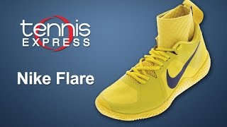 Nike Flare Tennis Shoe Review | Tennis Express