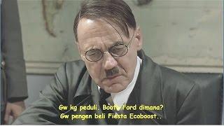 Hitler Parodi: Hitler mau beli Fiesta Ecoboost di GIIAS......