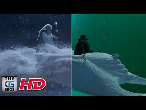 "CGI & VFX Breakdowns: ""SNOW WAGON"" by Asymmetric VFX"